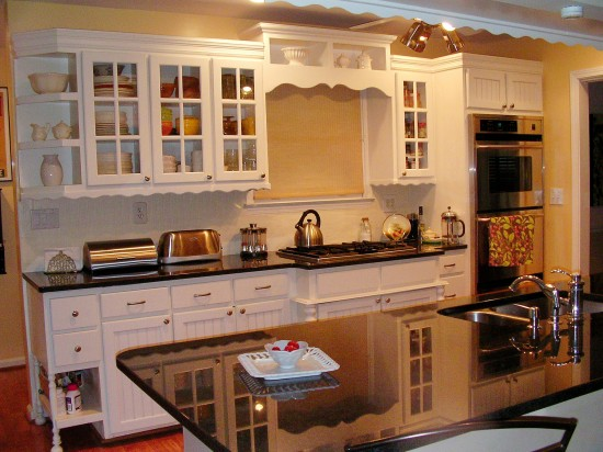 Wallpaper For Kitchen Backsplash Best Kitchen Places