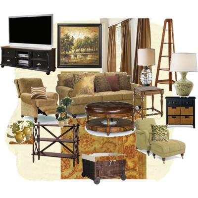 Malinda's Livingroom