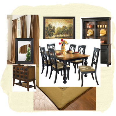Malinda's Dining Room