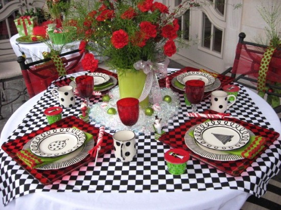 Holiday House Christmas Tablescapes Southern Hospitality