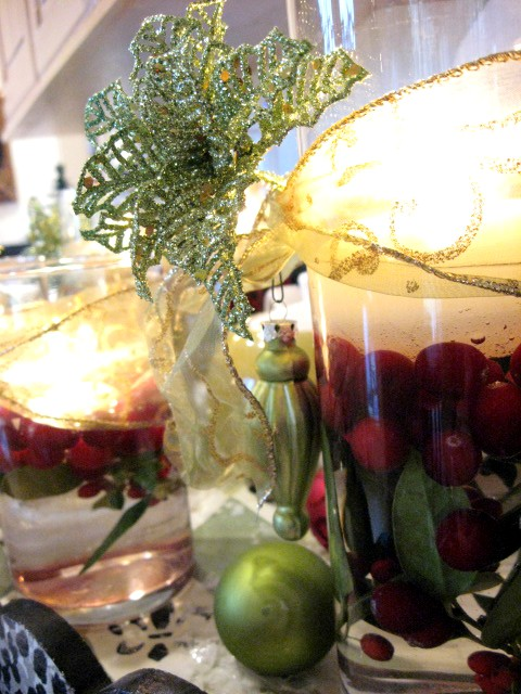 Christmas Floating Candles.Christmas Floating Candles Southern Hospitality