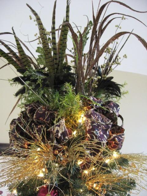 Making A Fabu Licious Tree Topper Southern Hospitality