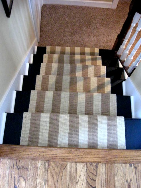 Ripping Ugly Carpet Off The Stairs Southern Hospitality