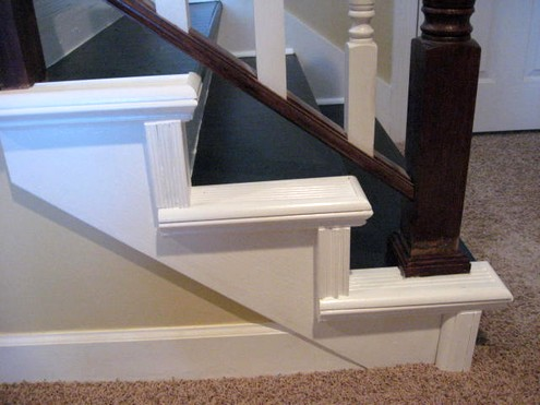Before Amp After Stair Project By Rhoda Southern