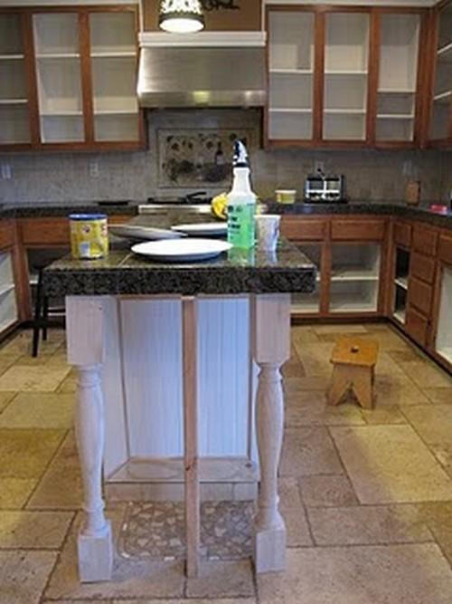 kitchen     feature friday  kristin u0027s island   southern hospitality  rh   southernhospitalityblog com