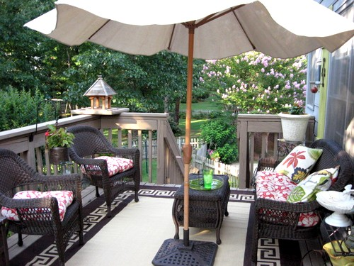 Deck love top 5 ways to create a cozy porch southern for 12x15 living room