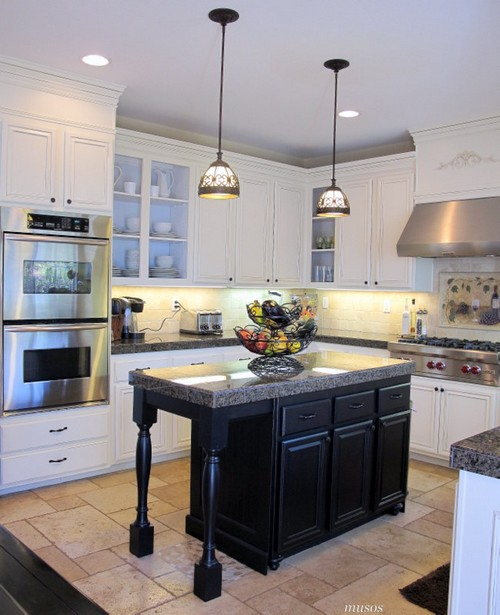 Kitchen Island Post feature friday: kristin's island - southern hospitality