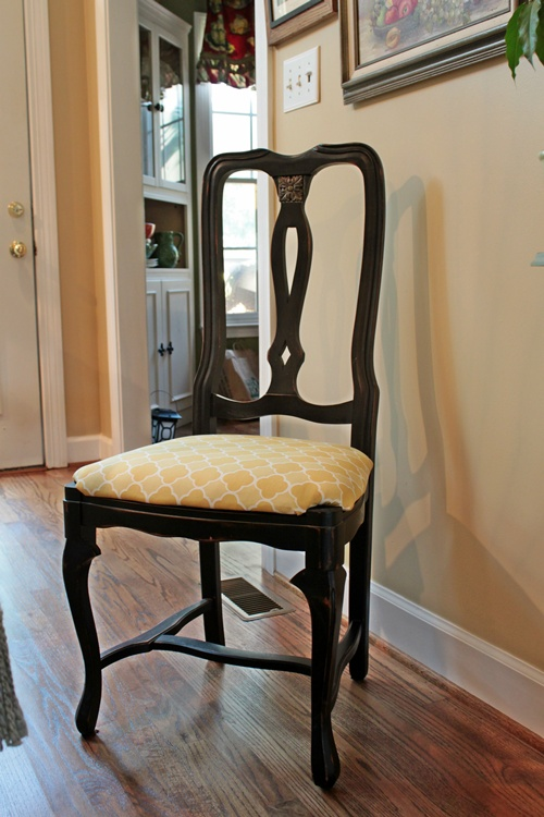 Recovering Chair Seats: 101 - Southern Hospitality