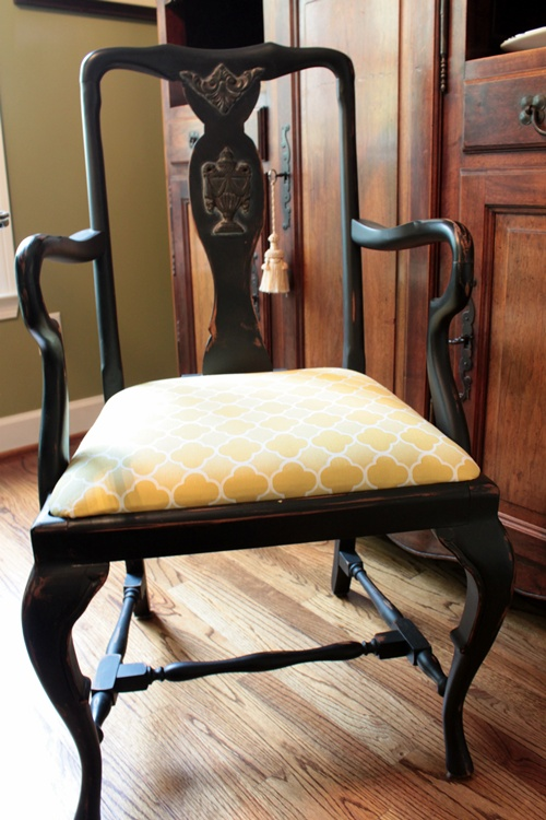 Recovering Chair Seats 101 Southern Hospitality