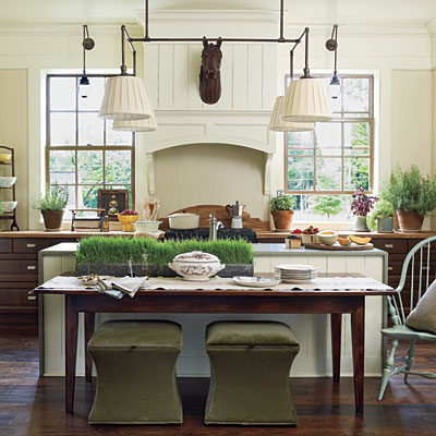 Kitchen Inspiration from Southern Living - Southern Hospitality