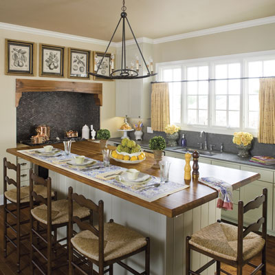 Kitchen Inspiration From Southern Living Southern
