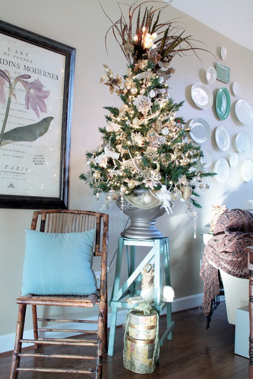 Looking back christmas inspiration southern hospitality for Best looking christmas tree