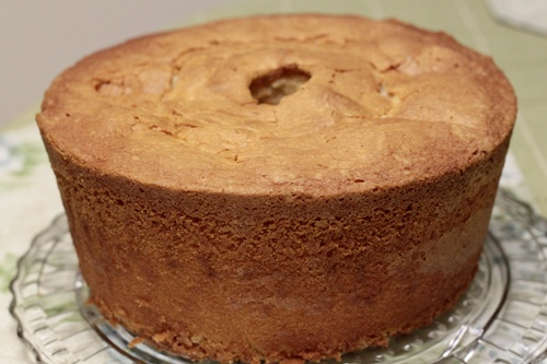 Permalink to Old Fashioned Pound Cake Recipe