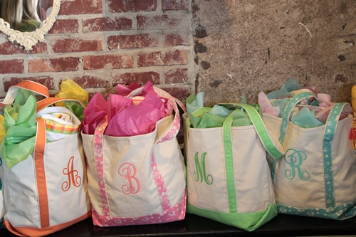 Southern Wedding Gifts: A Bridesmaid Luncheon