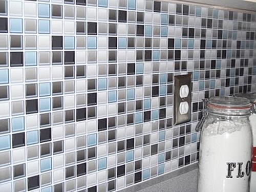 feature friday the lovely residence kitchen backsplash