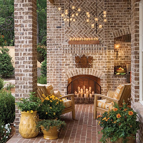 breezy summer porches from southern living southern hospitality. Black Bedroom Furniture Sets. Home Design Ideas