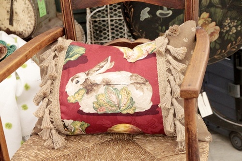 bunny rabbit fabric Braemore