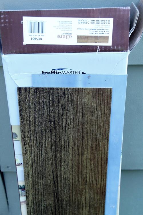 No ... - Allure Vinyl Plank Wood Floor - Southern Hospitality