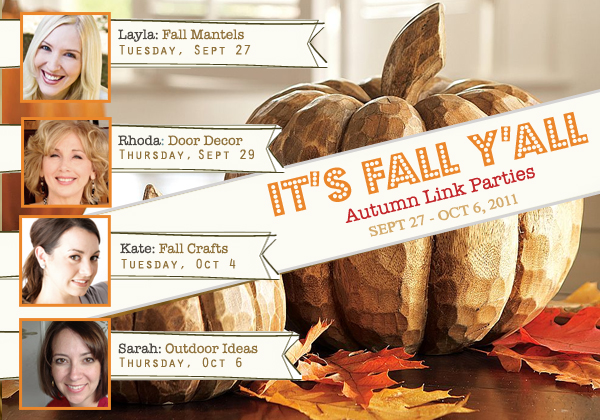 fall link party