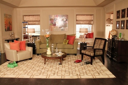 Hgtv Home Shaw Floors Area Rug Giveaway Southern