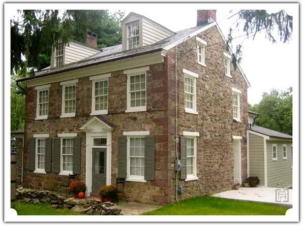 Feature friday darlene 39 s fieldstone hill southern for Fieldstone house