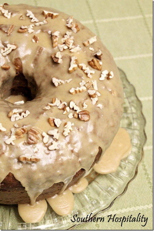 Southern Living Apple Cream Cheese Cake