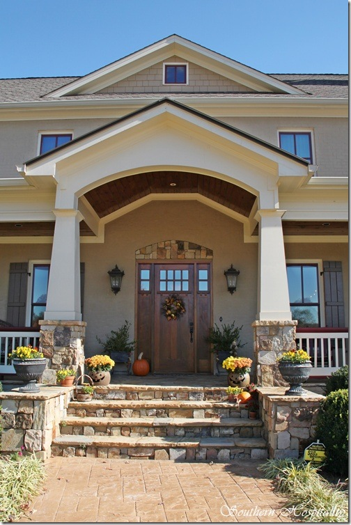 Feature Friday Craftsman Home In Cartersville Part 1 Southern Hospitality