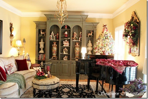 Marc S Christmas Home Tour Part 1 Southern Hospitality