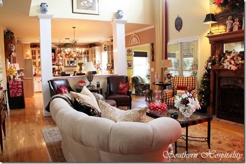 Christmas home tour | Southern Hospitality