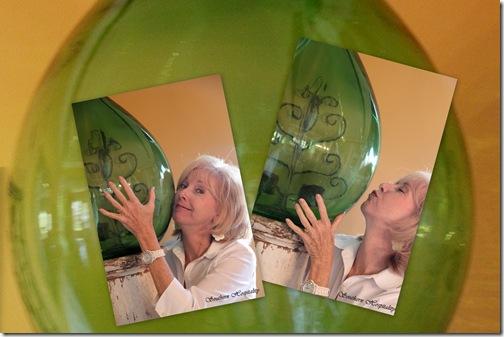 Lana Austin collage