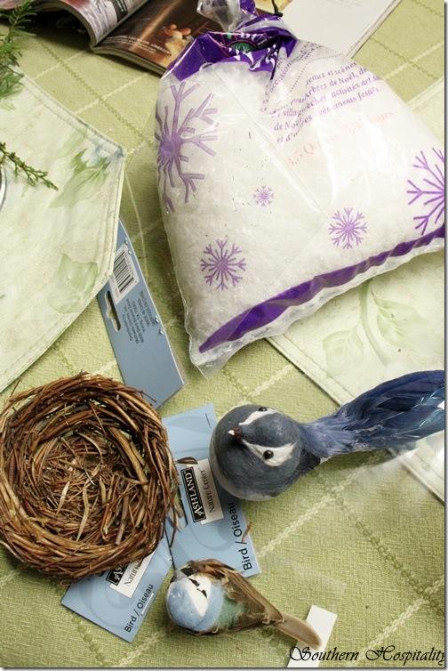 nest materials