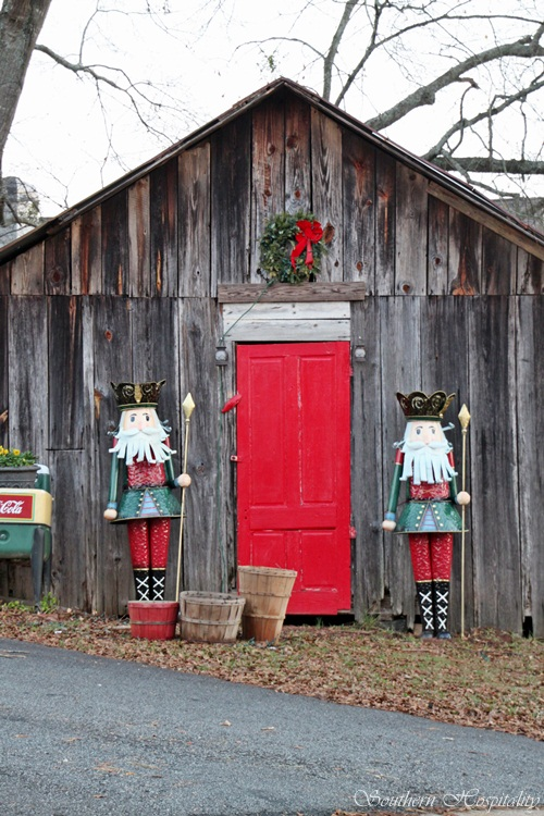 Marvelous This Is That Pretty Red Barn Door ...