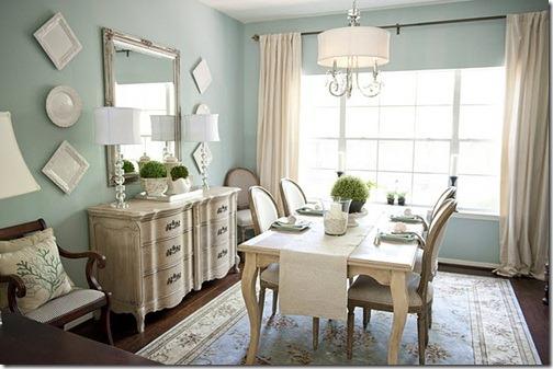 AC dining room