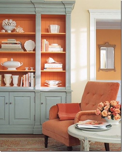 Tangerine Paint Color pantone's color of the year: tangerine tango - southern hospitality