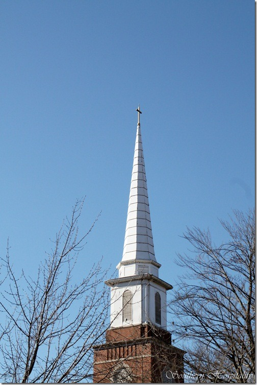 Church Steeple Sylva