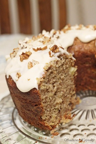 Southern Living Hummingbird Cake In Bundt Pan