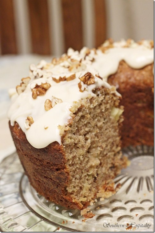 Southern Living Hummingbird Bundt Cake Recipe