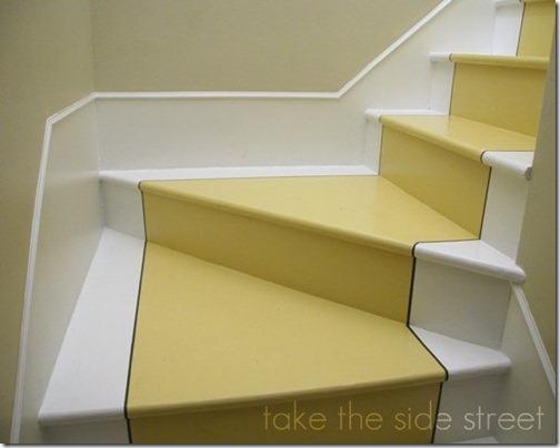 Take the side street