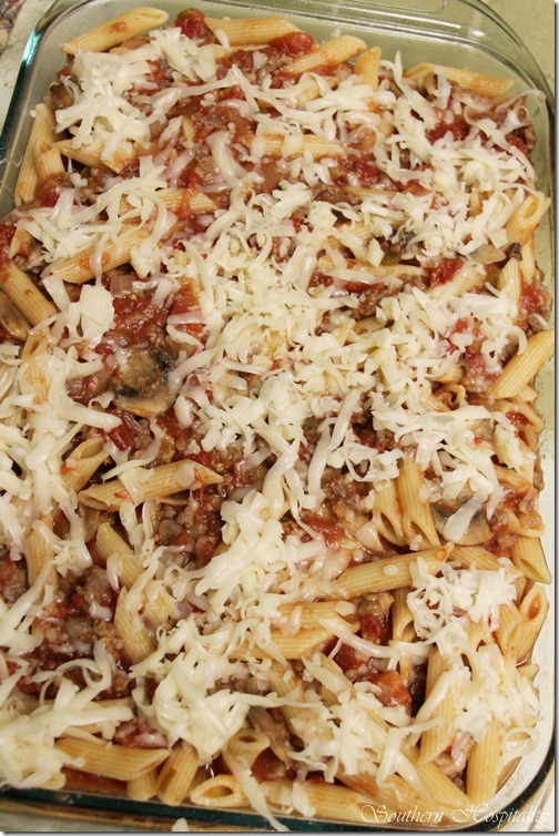 add cheese ontop