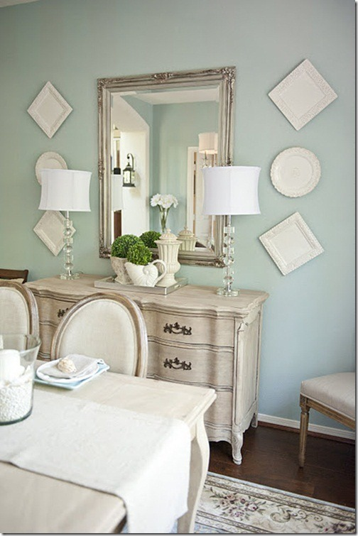 Amanda Carol Interiors Emerald Green Gold Mirrors: Feature Friday: Amanda Carol Interiors
