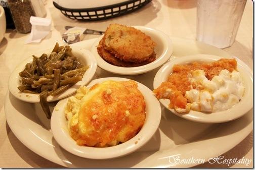 Mary B S Southern Kitchen Menu