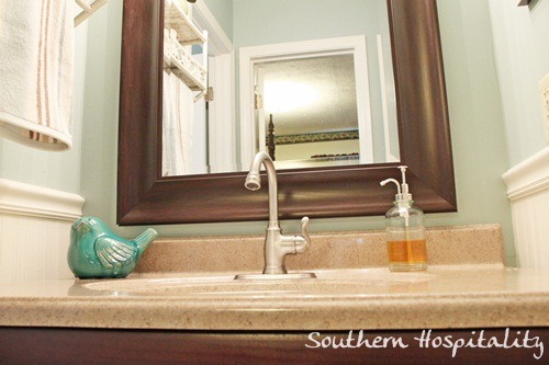 An Updated 1970 S Bathroom Southern Hospitality