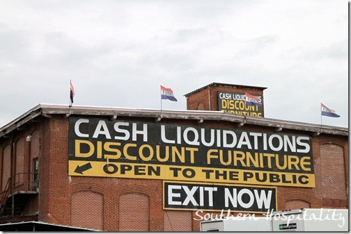 Cash Hotel Furniture Liquidation Center