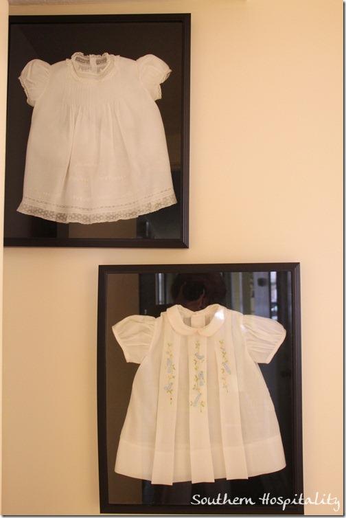 Lauren's baby dresses