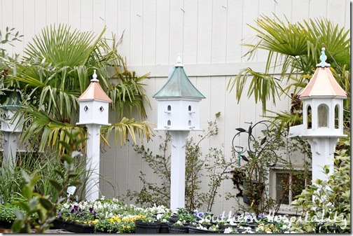 Outdoor Birdhouses