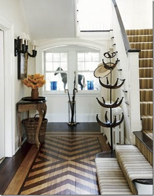Painted Wood Floors Ideas