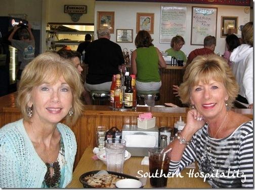 Rhoda and Kat