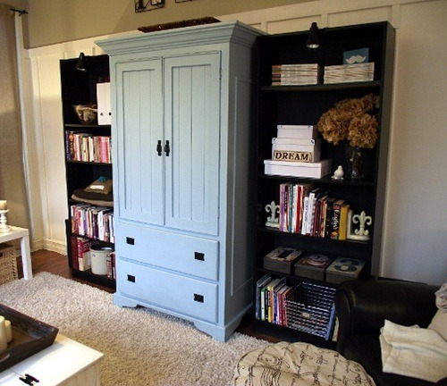 Armoire Living Room