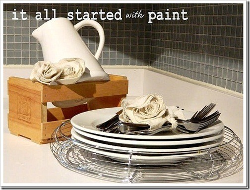 it all started with paint