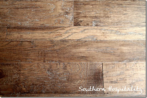 Making Hand Scraped Hardwood Floors Shine Again : Feature Friday: HGTV Green Home Tour at Serenbe, Part 1 - Southern ...